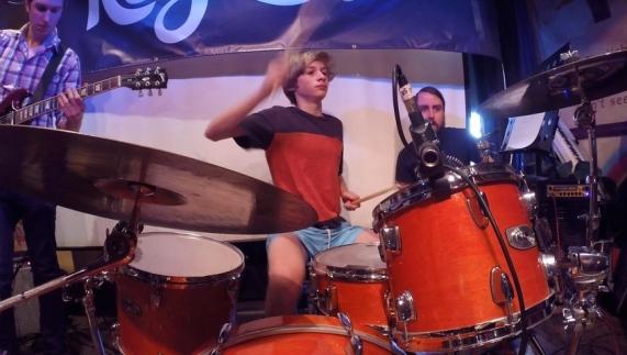 Drum Lessons Newcastle